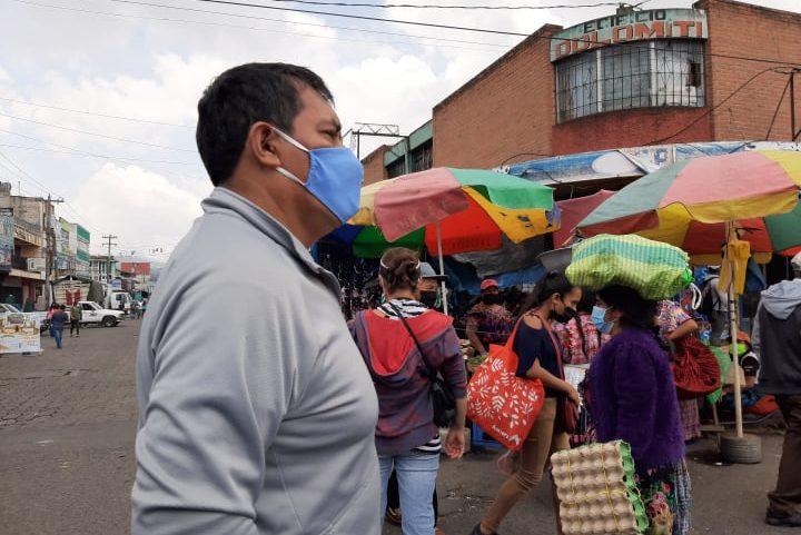 Quetzaltenango suma 103 casos de Covid-19