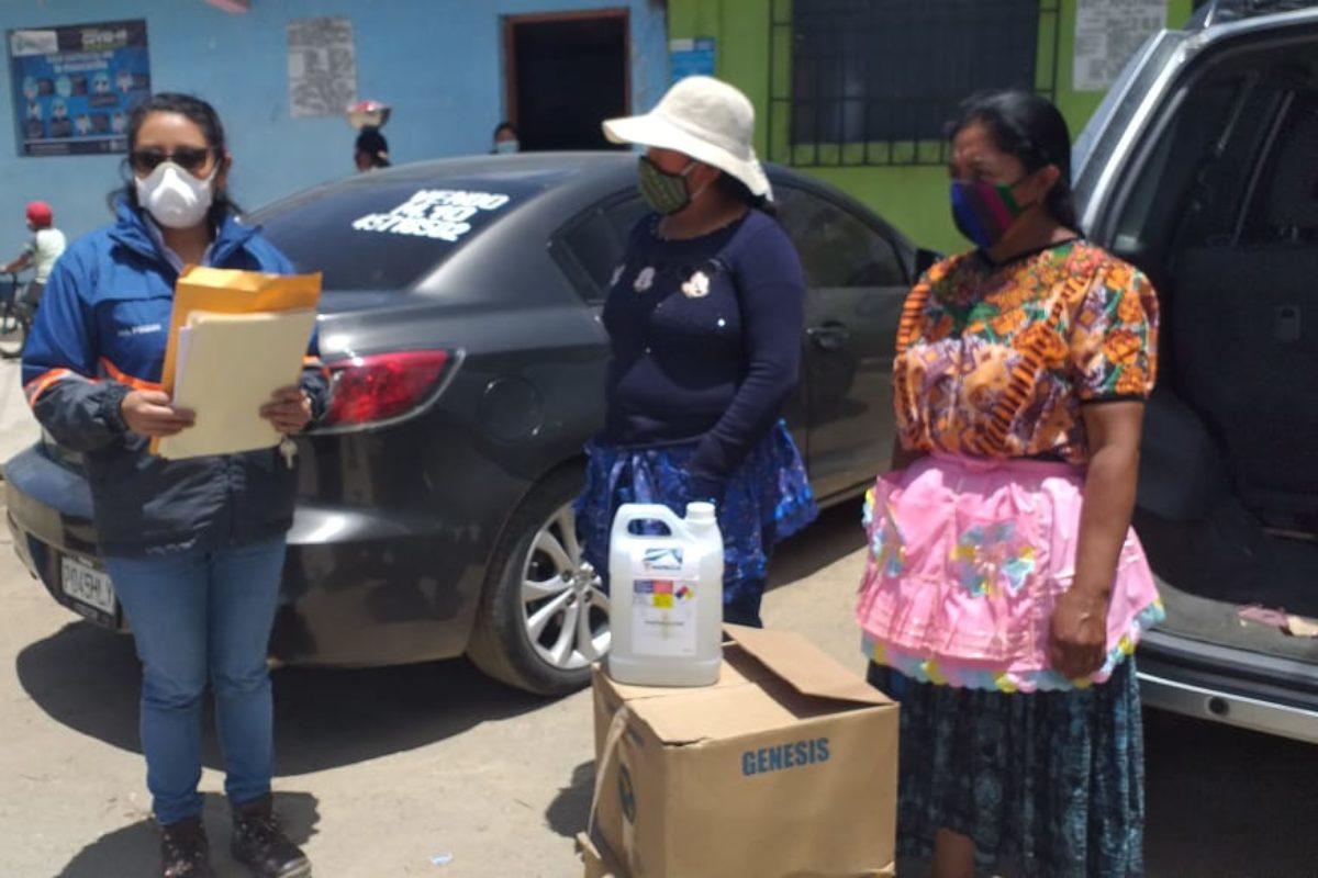 AGRECA promueve la salud de 3 mil 500 personas con estas donaciones