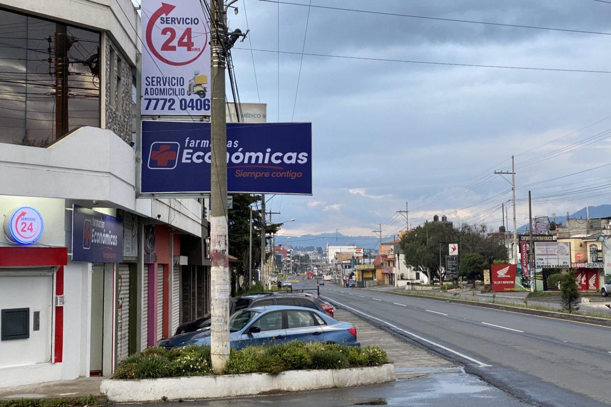 Hoy abren la sucursal No. 14 de Farmacias Económicas en Xela