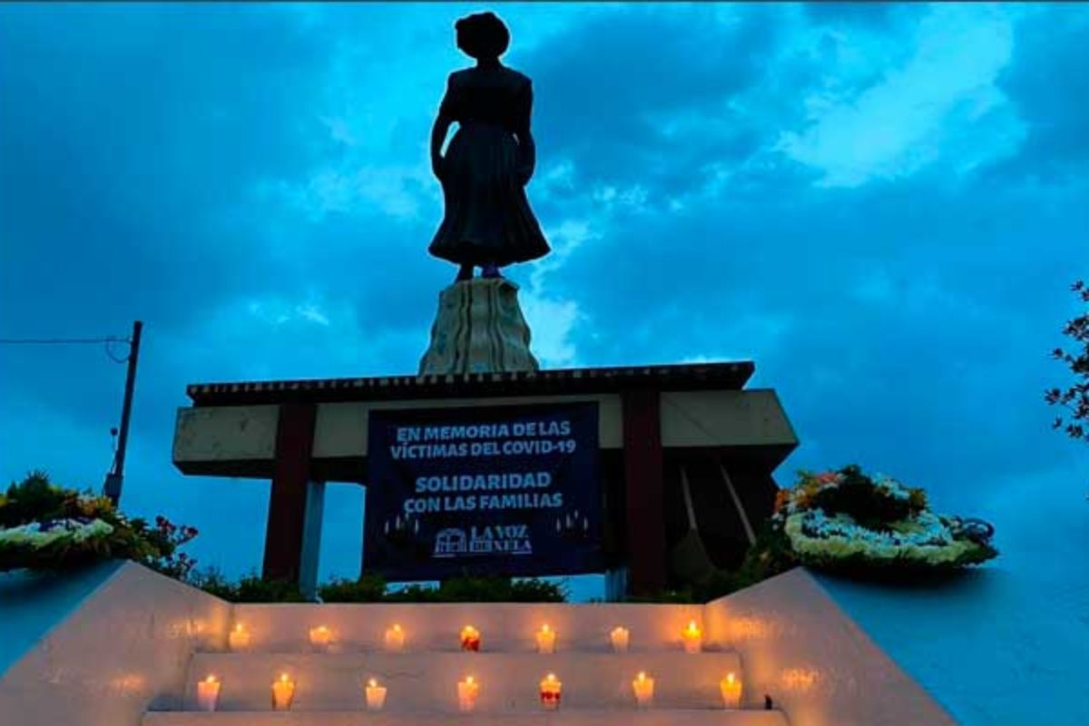HOMENAJE | ¡En paz descansen todas las víctimas del Covid-19!