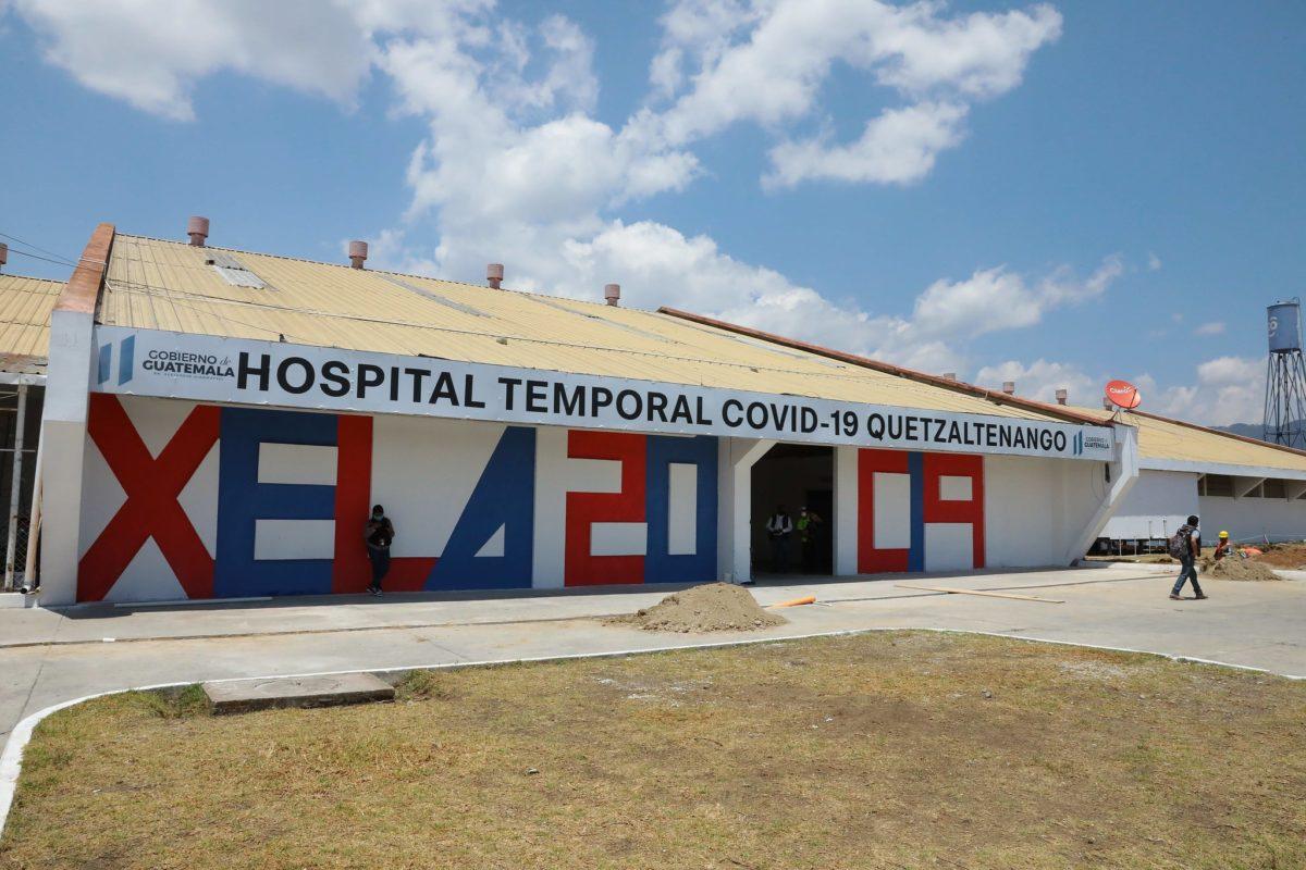 Esta es la actualización de casos Covid-19 para Quetzaltenango