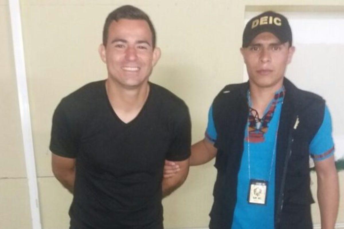 Agosto: Giran orden de captura contra Marco Pappa