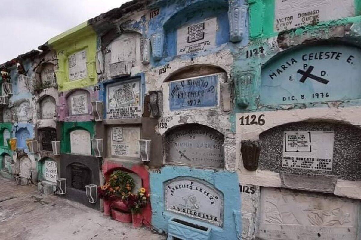 Inician inhumaciones de Covid en nichos particulares