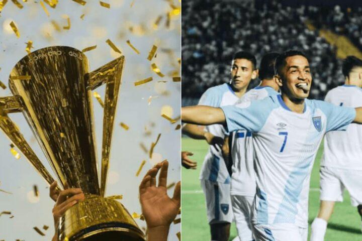 Guatemala ya tiene rival para la Copa Oro 2021
