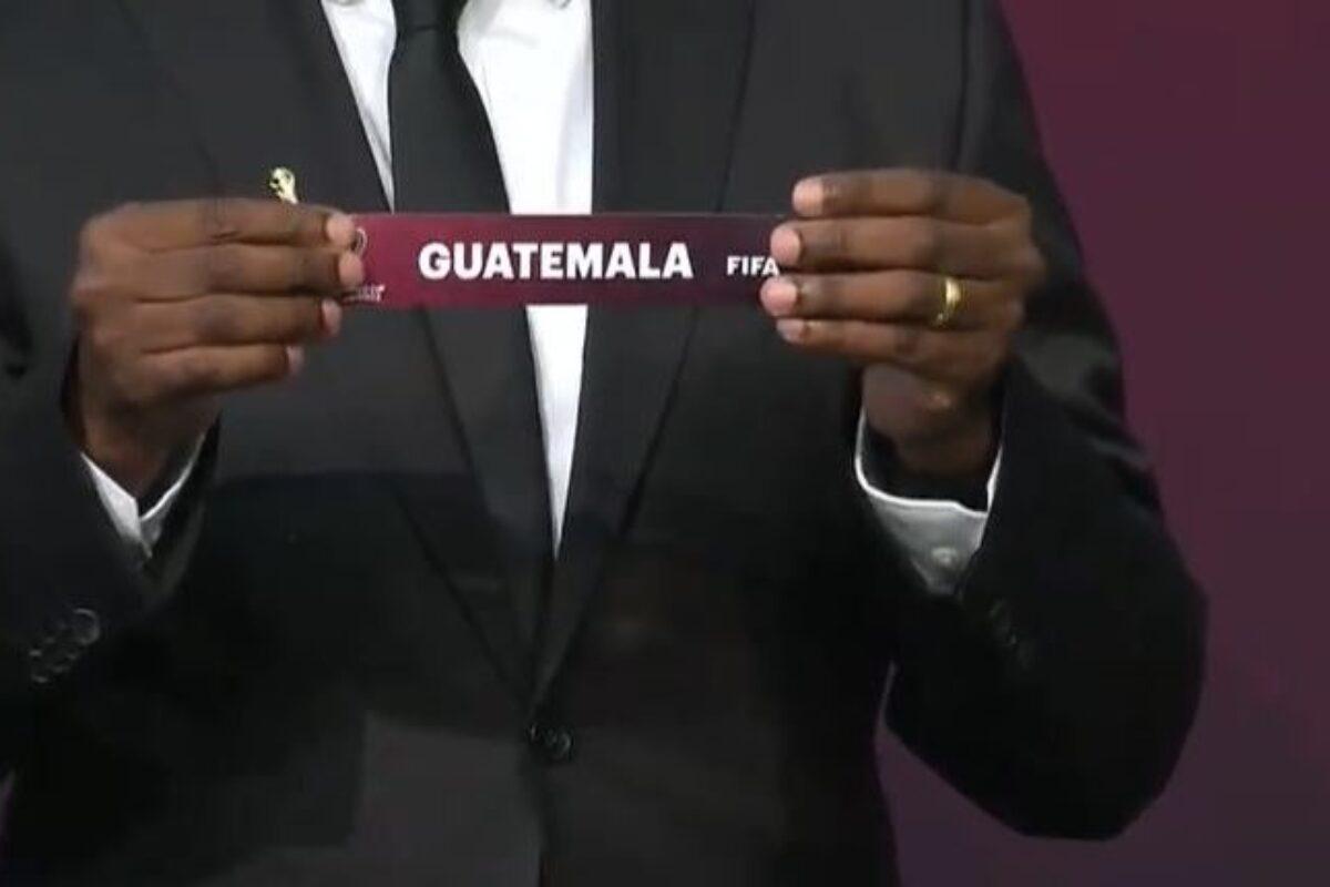 Guatemala no jugará contra Cuba en octubre