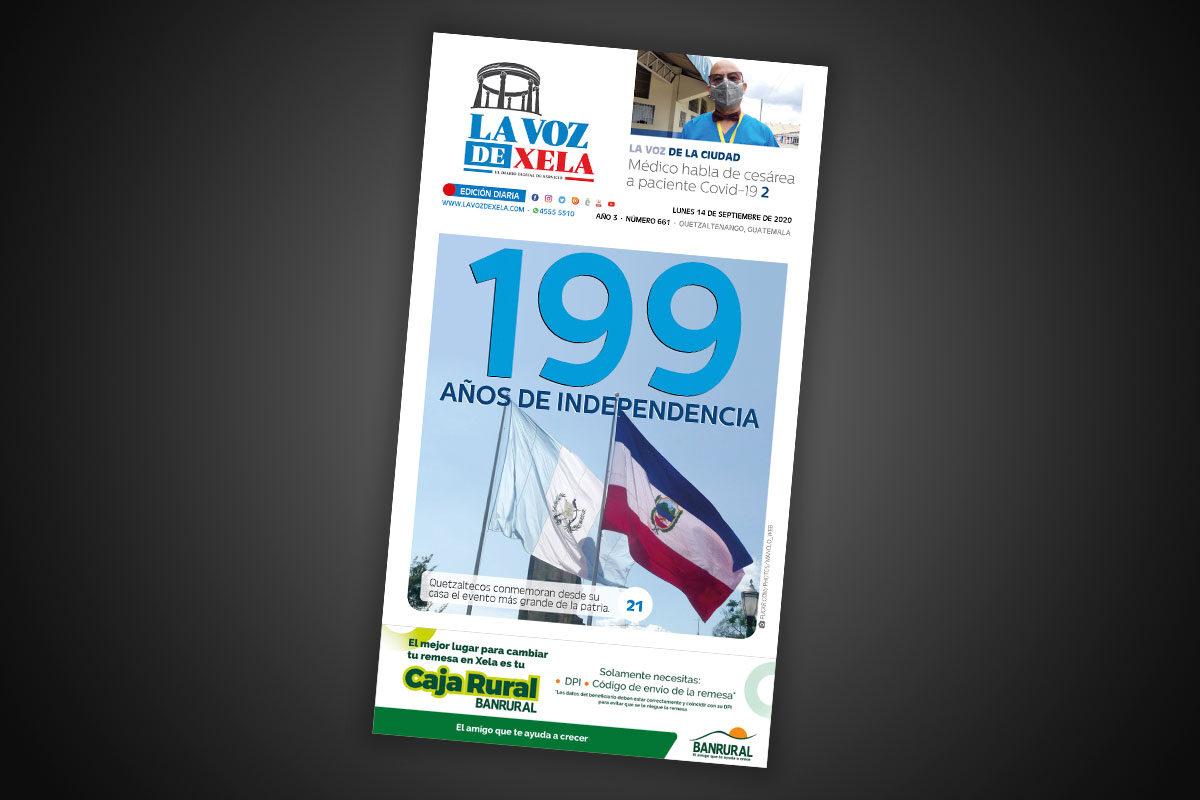 Lee el diario digital del lunes 14 de septiembre | #661