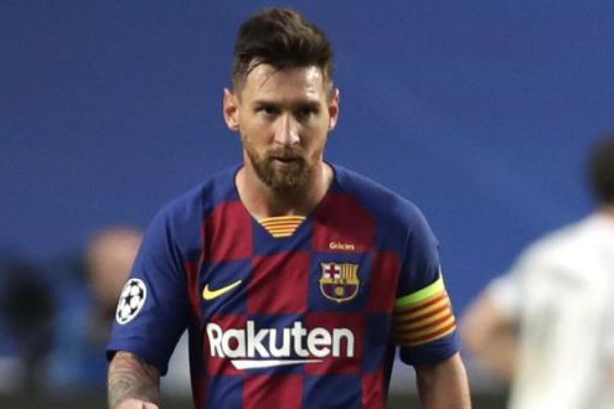 Messi confirma que continuará en el Barcelona