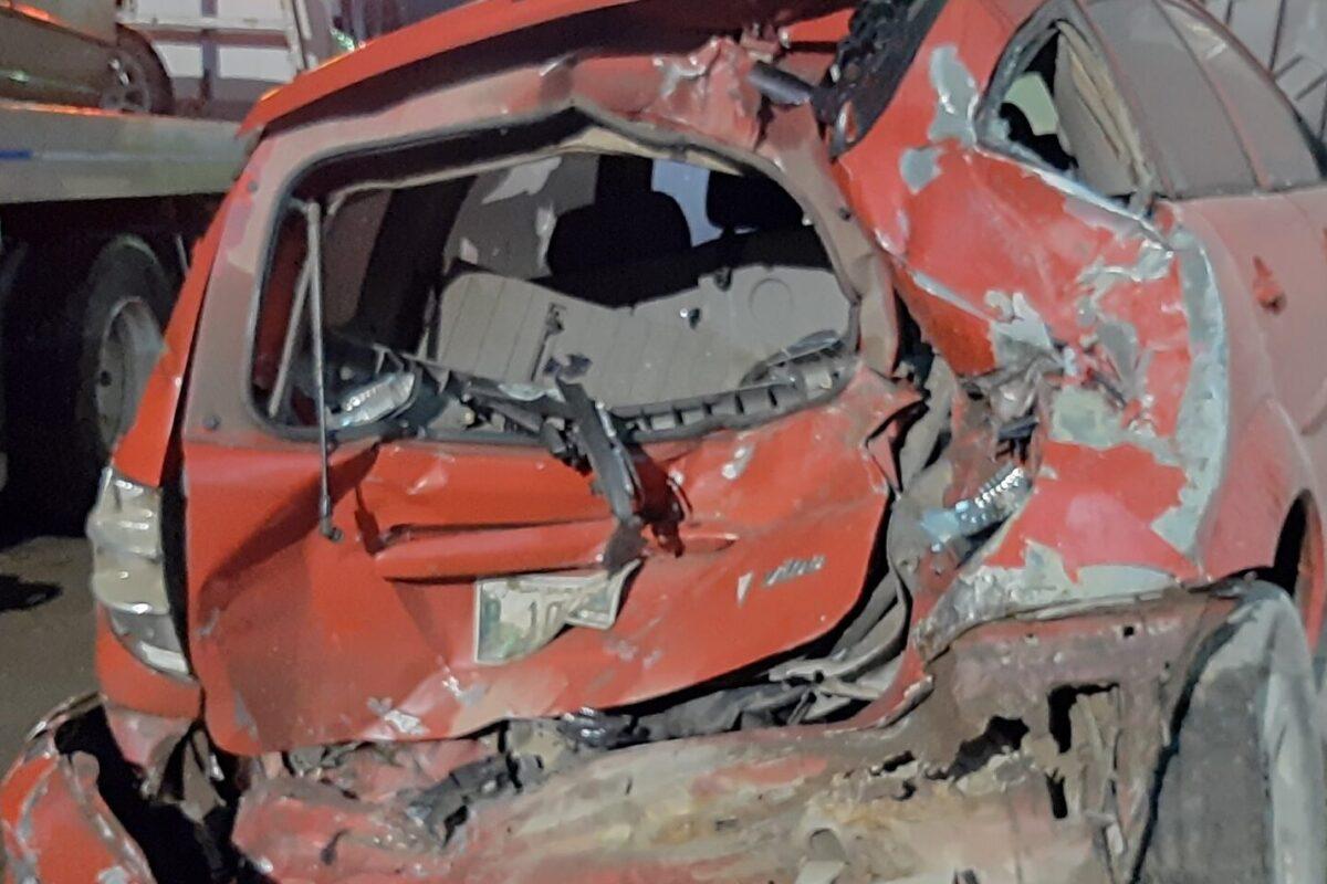 Fin de semana marcado por accidentes en Xela