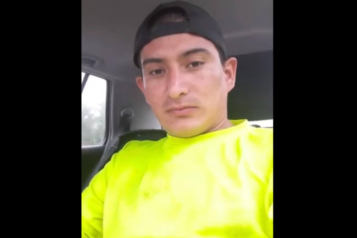 Fallece joven migrante: había sido desconectado de la respiración artificial