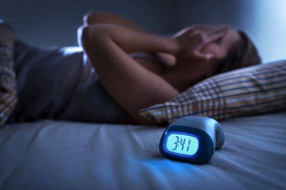 Cinco hábitos para poder dormir mejor