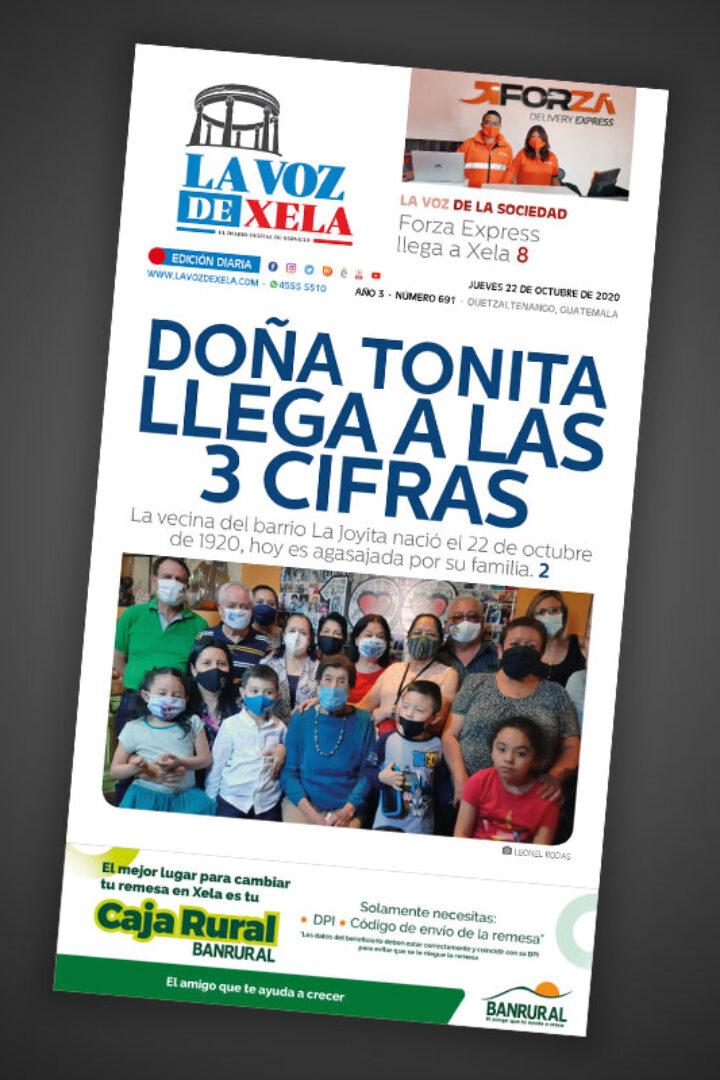 Lee el diario digital del jueves 22 de octubre | #691