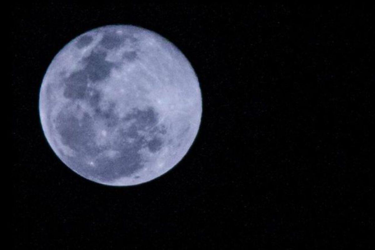 La Luna Azul se podrá observar este 31 de octubre