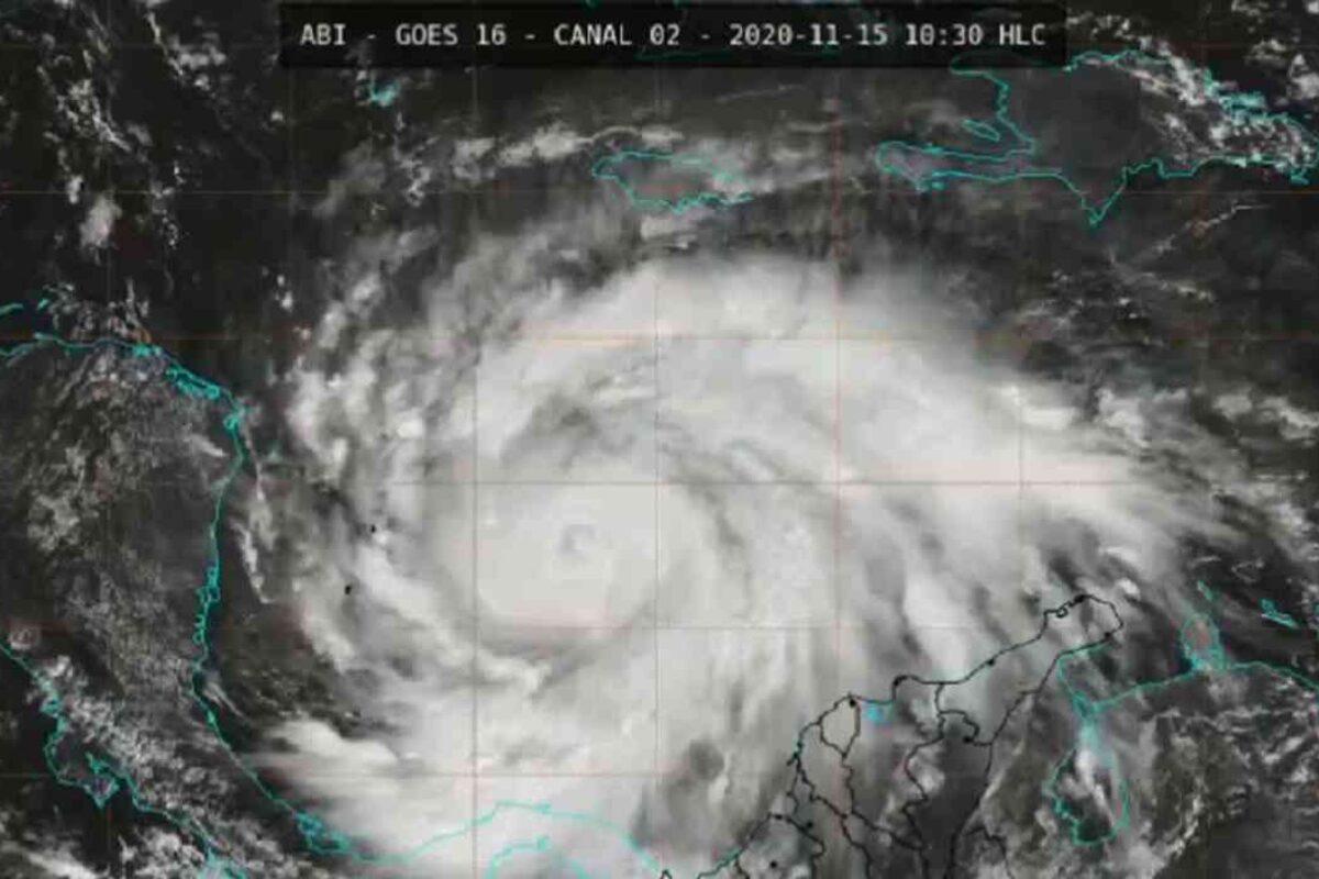 Diferencias entre depresión tropical, tormenta y huracán