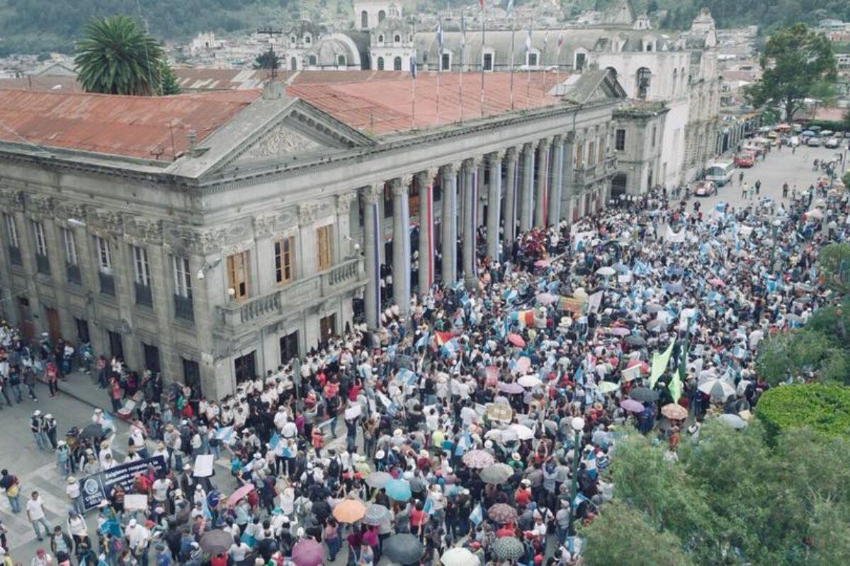Anuncian manifestación para este sábado 17 de julio en Xela