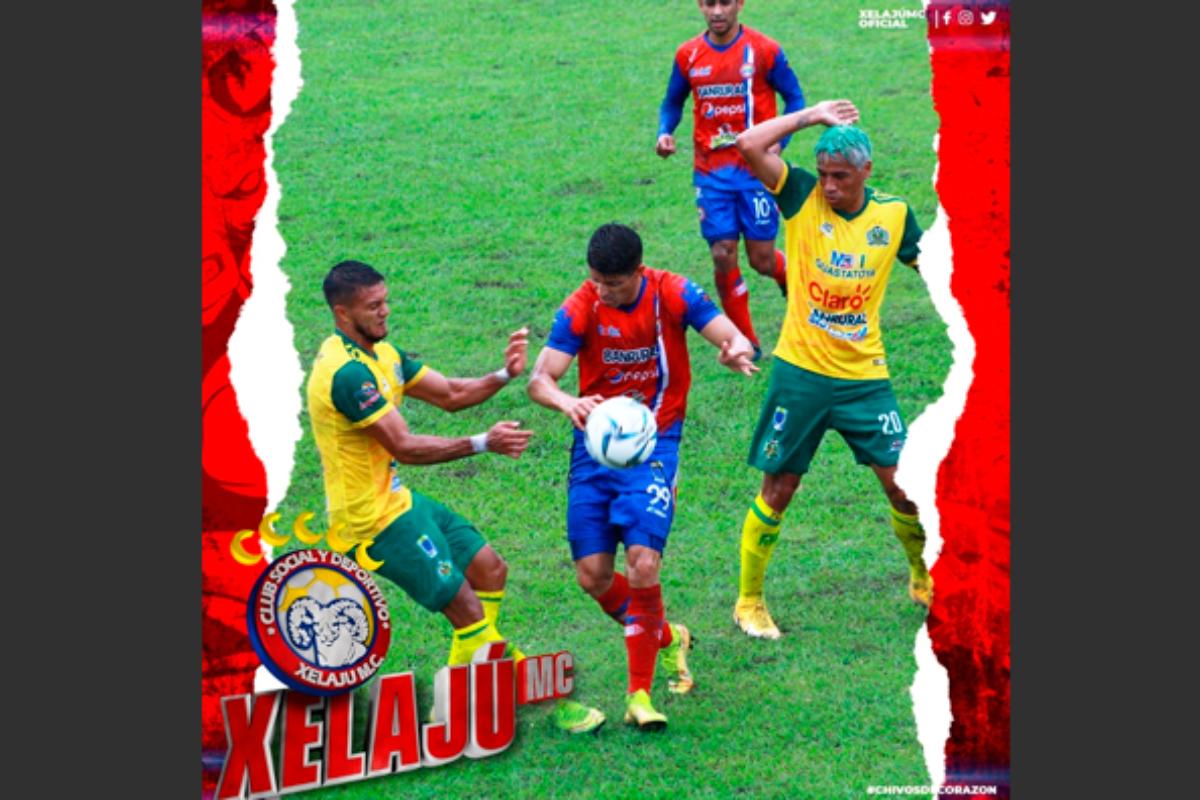 Este sábado Xelajú MC juega en casa contra Cobán