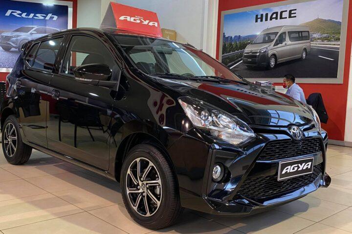 Te contamos como es la nueva Toyota AGYA