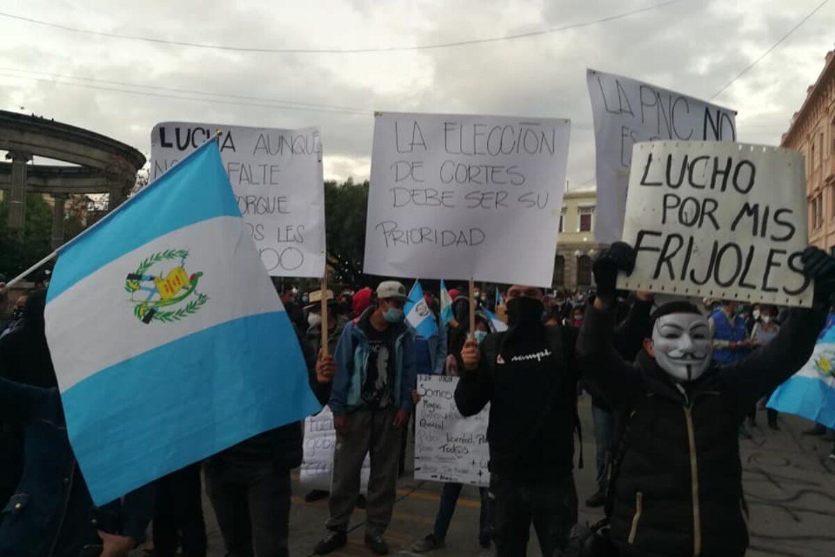 Anuncian marcha pacifica en Xela
