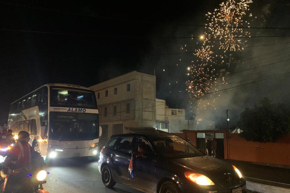 Xelajú regresa a la ciudad y quetzaltecos sueñan con la Sexta Luna