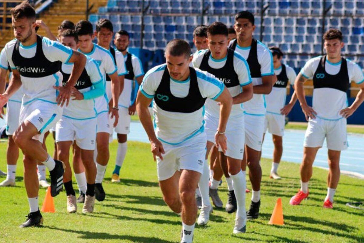 Guatemala tomará en cuenta a jugadores sin muchos minutos en la Selección