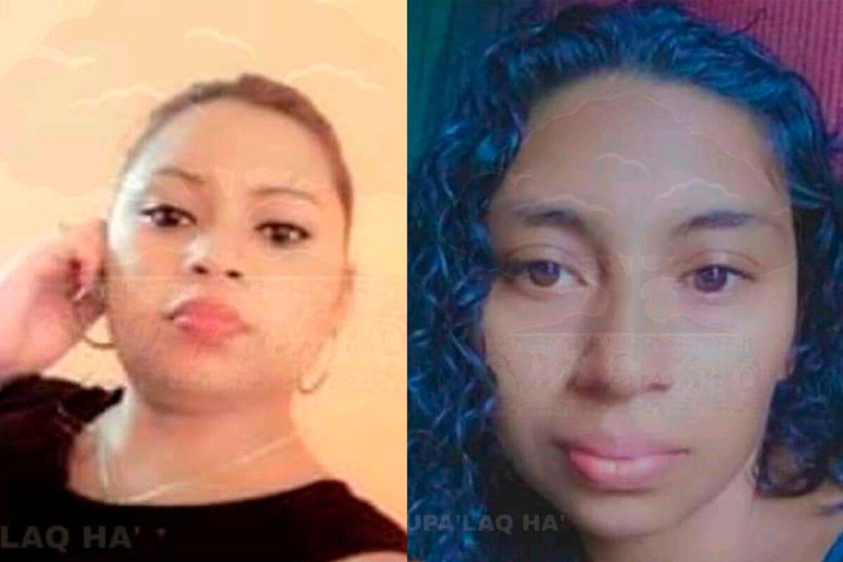 La familia de dos mujeres asesinadas en Xela envía este mensaje