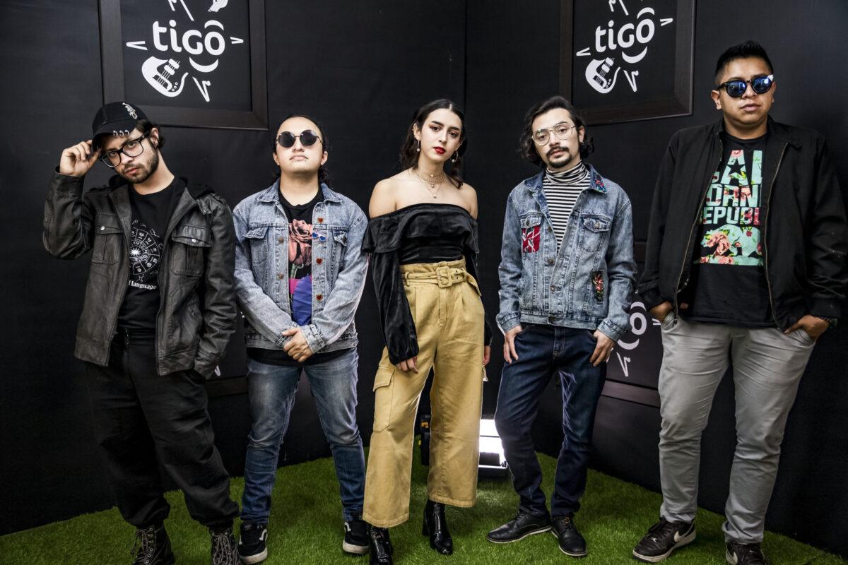 Glass Collective gana la gran final del Tigo Sounds