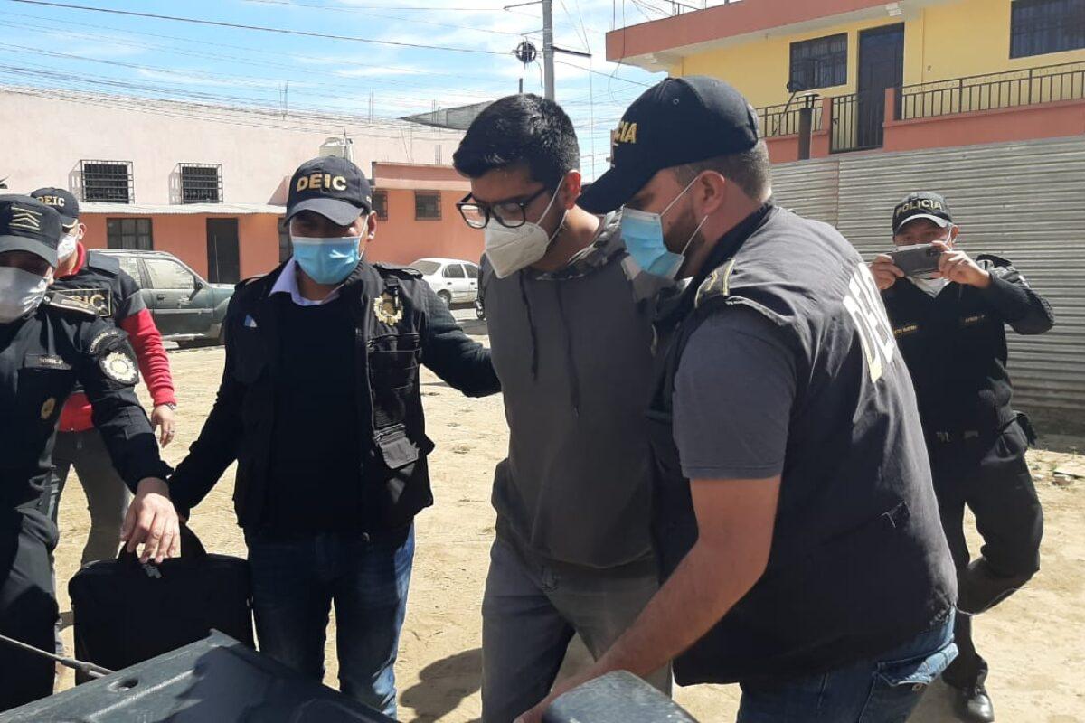 Hoy capturan al conviviente de joven asesinada en La Esperanza