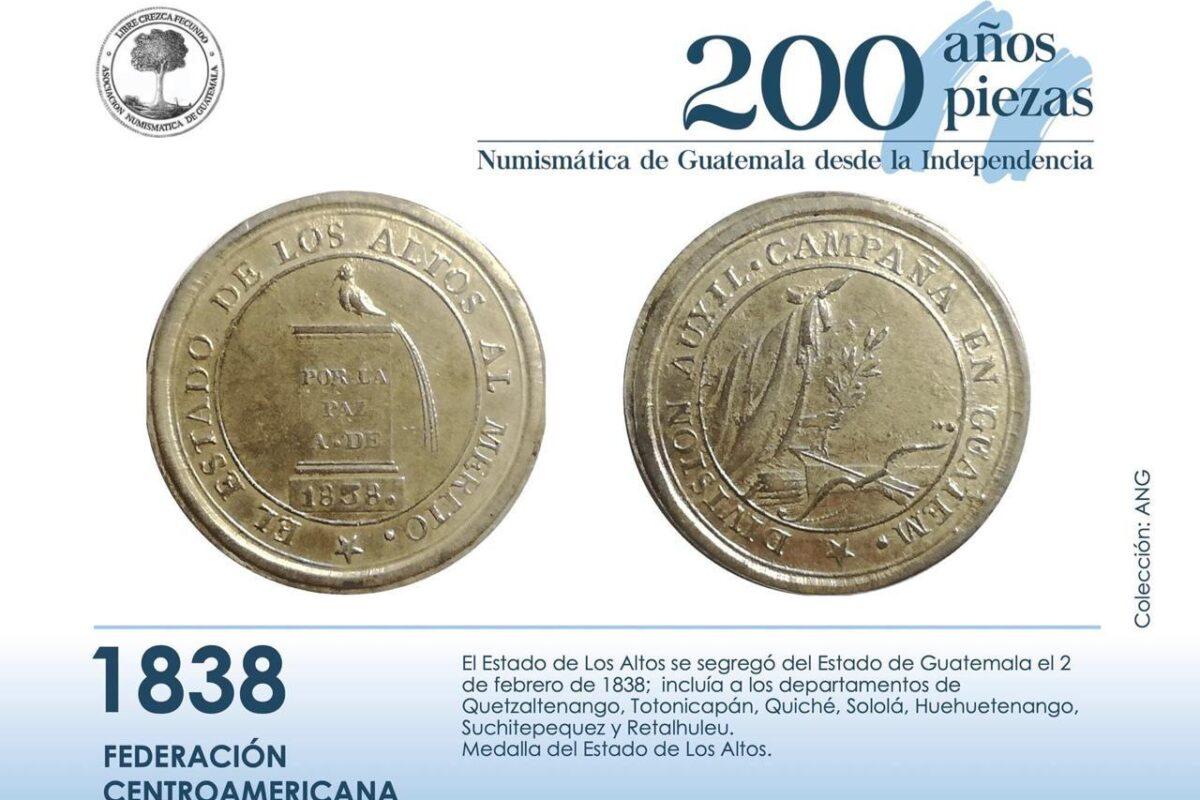 ¿Te gustan las monedas y medallas? Esta asociación publicará 200 piezas