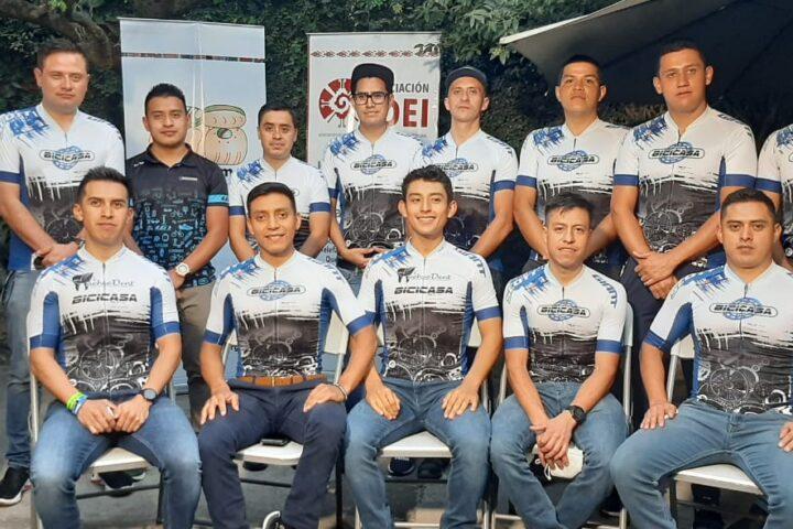 Ciclistas quetzaltecos participarán en el Reto del Quetzal