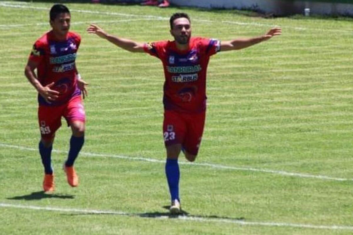 Carlos Kamiani escribe historia con el gol que le hizo a Xelajú MC