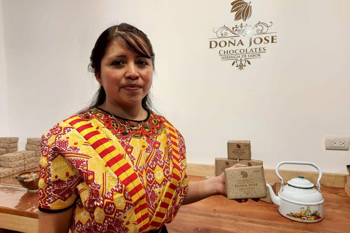Doña Jose, el emprendimiento de chocolates que nació del cariño de una abuela en La Esperanza