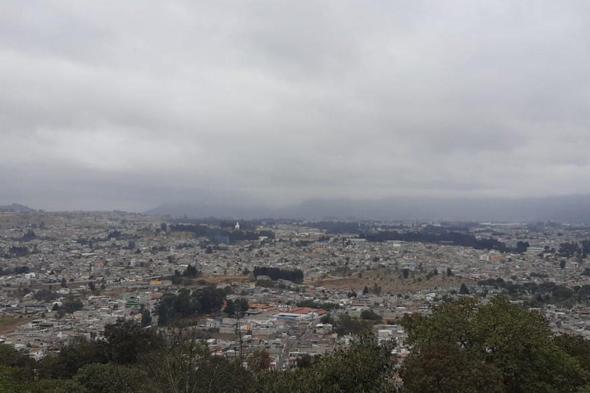 Lluvias continuarán en la ciudad de Xela