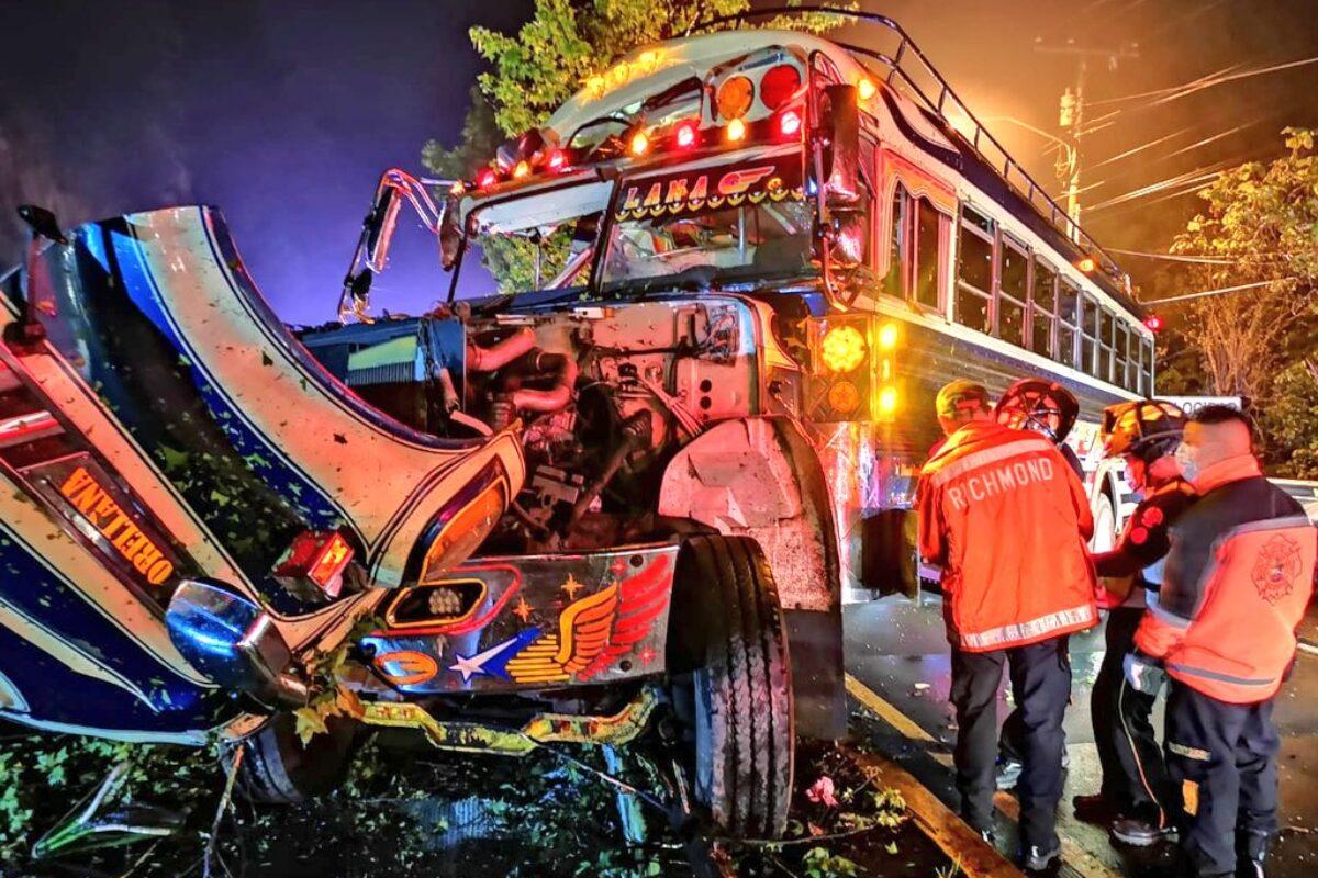 Una persona fallecida en accidente en la ruta Interamericana