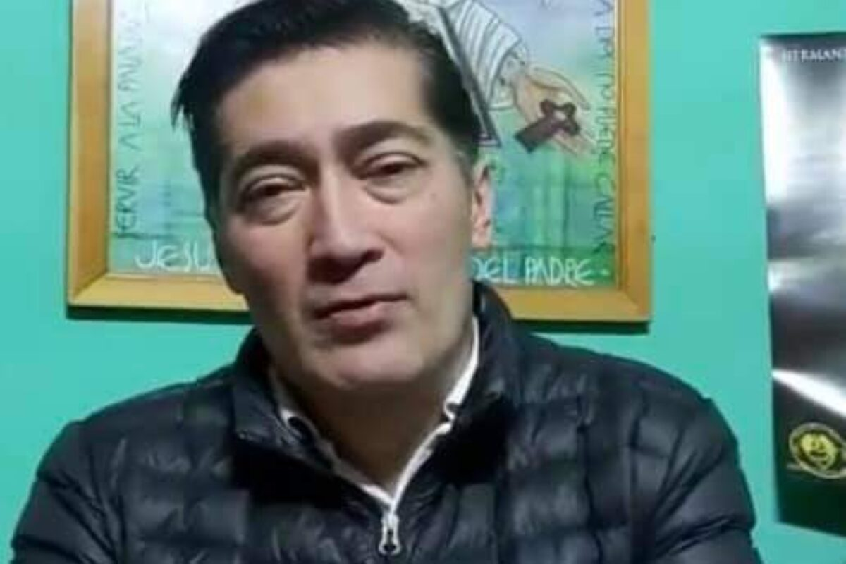 Fallece el párroco Javier Almanza tras complicaciones de diabetes
