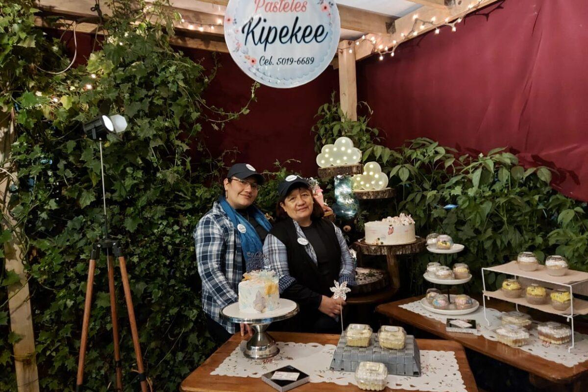 Pasteles Kipikee, 15 años de encantar con delicias personalizadas para cada cliente