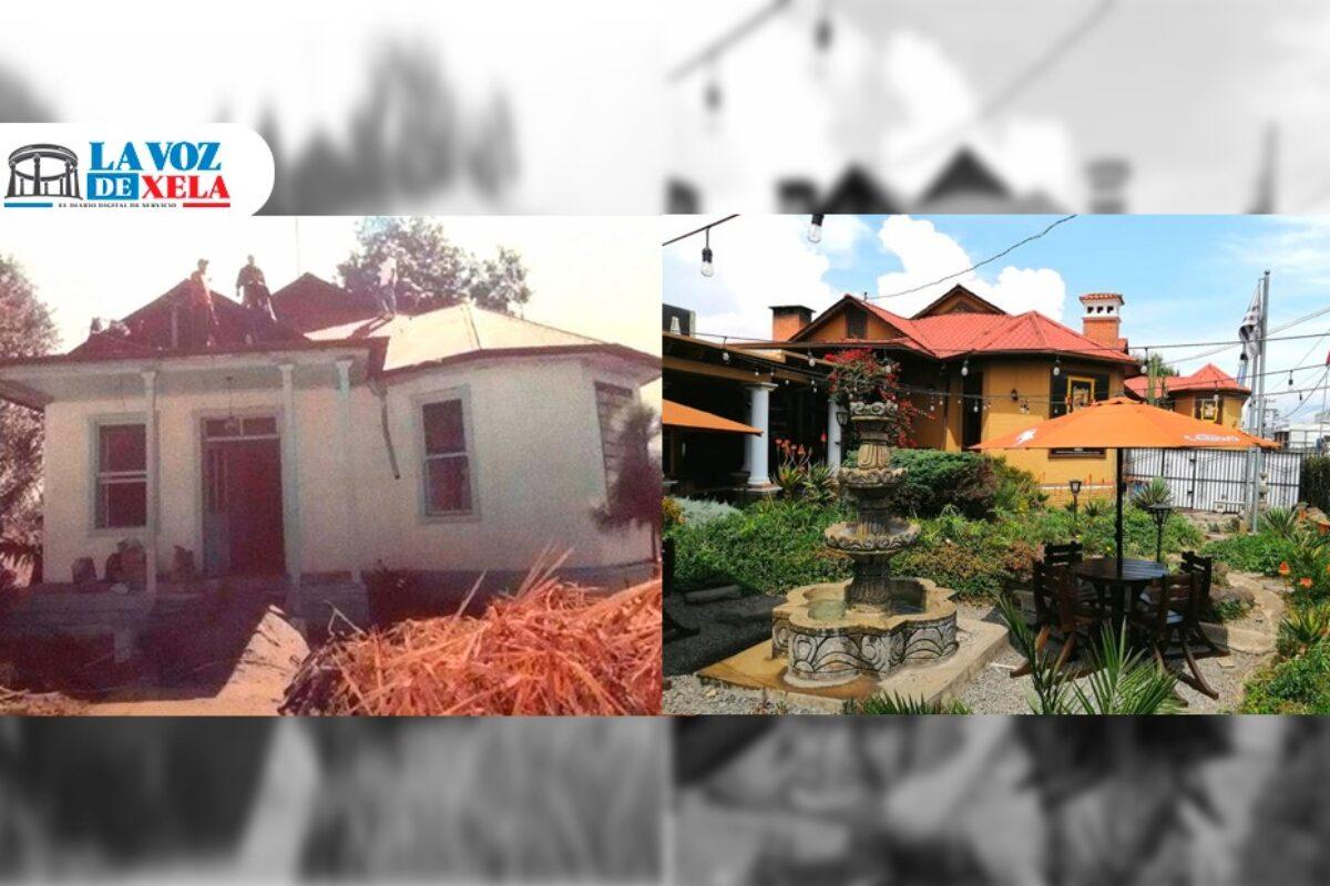 UNA CASA HISTÓRICA DE XELA | Hoy la Parrillada Rincón Uruguayo cumple 20 años de servicio