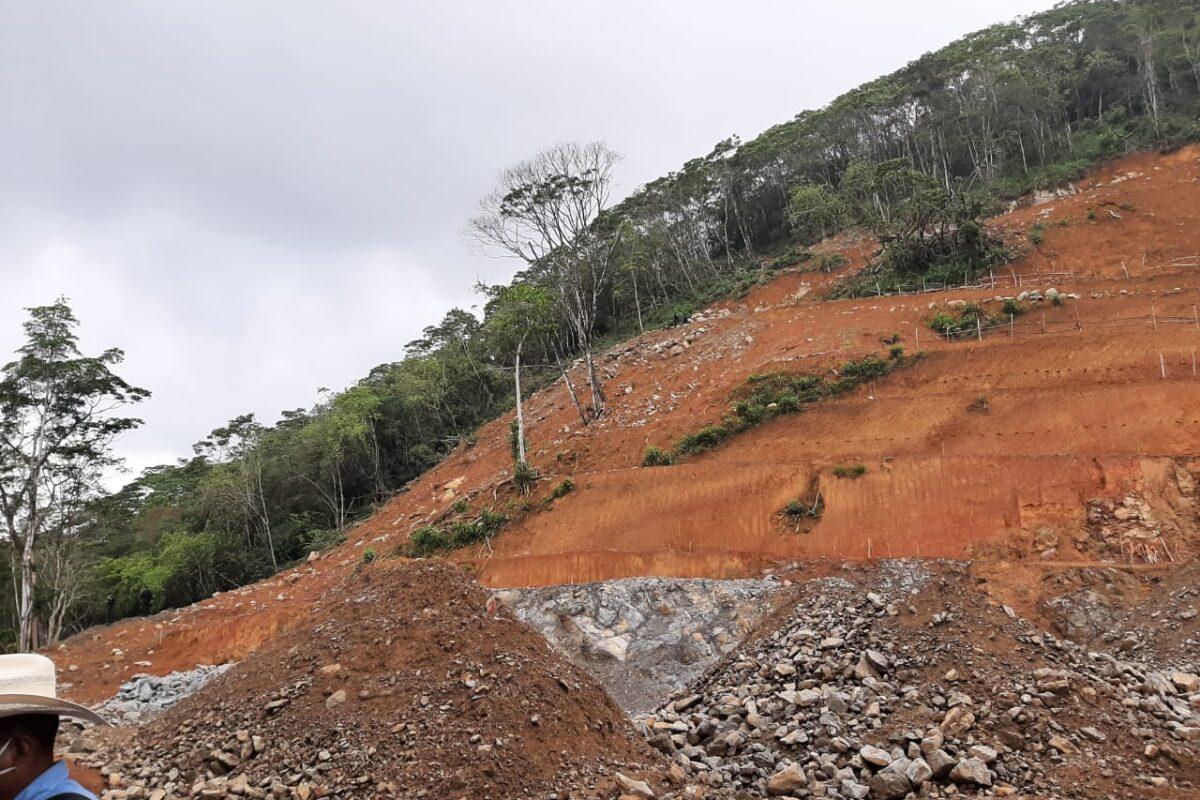 Efectúan allanamientos en Tucurú por talas ilegales y encuentran aeronave abandonada