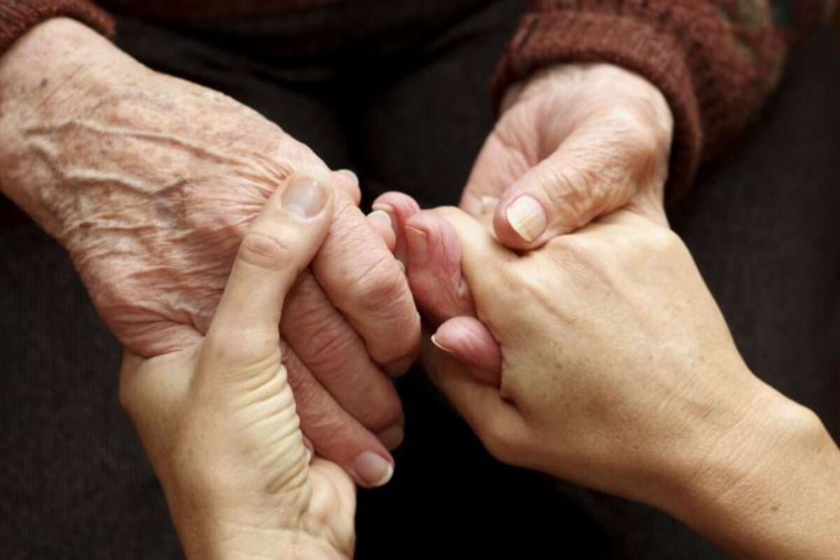 Así puedes apoyar a las abuelitas del asilo Santa Luisa de Marillac
