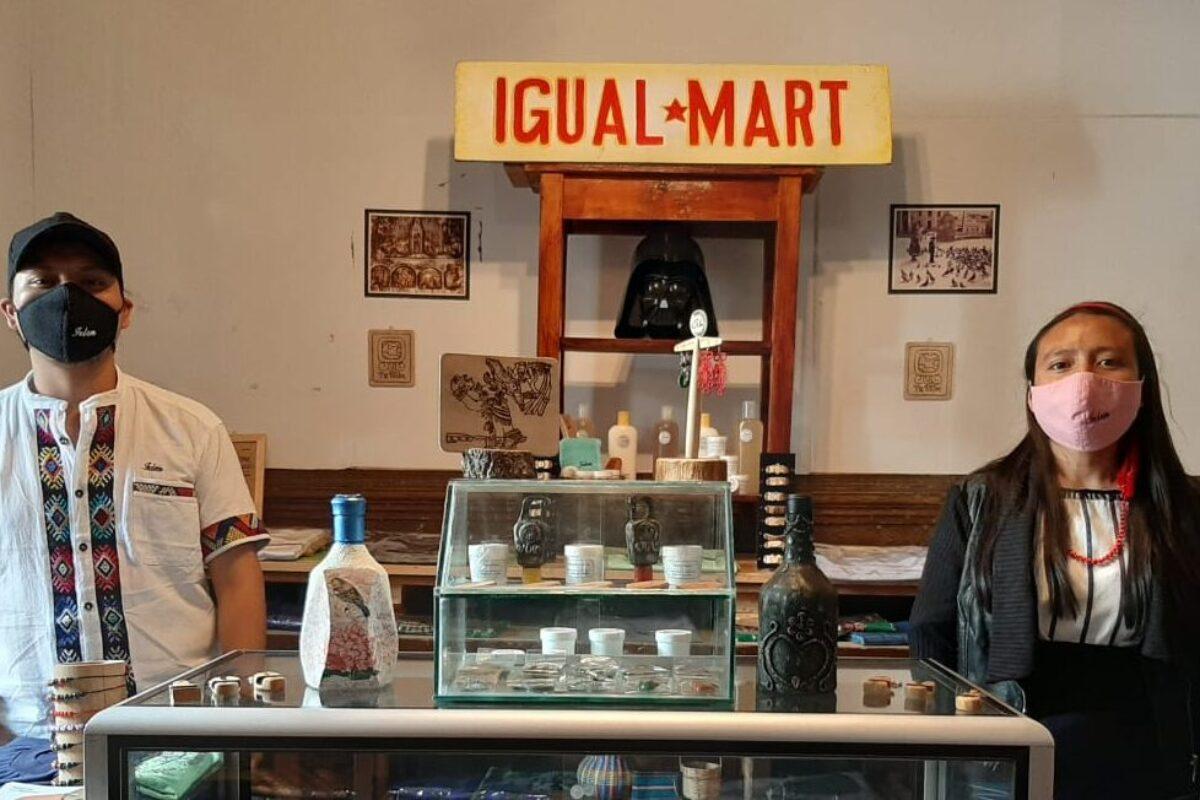 Igual Mart: un proyecto para ayudar a pequeños productores