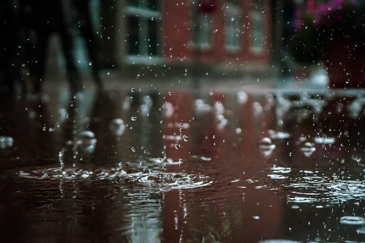 Las lluvias seguirán esta semana en Guatemala, sobre todo en el occidente