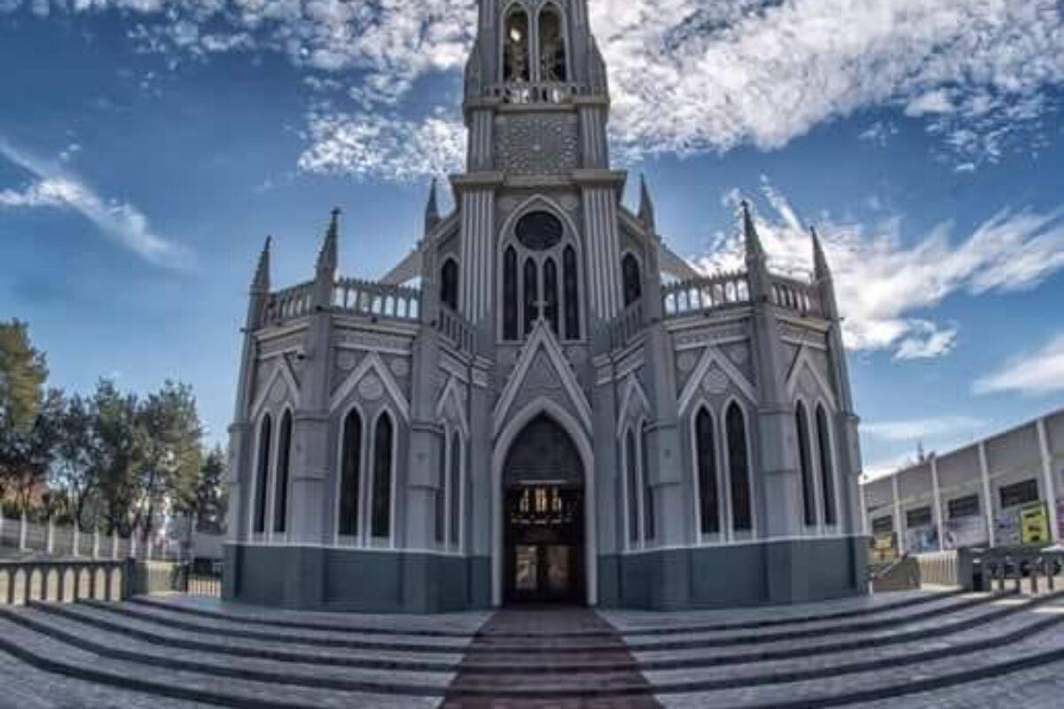 75 años de la inauguración del templo del Sagrado Corazón de Jesús, en Quetzaltenango