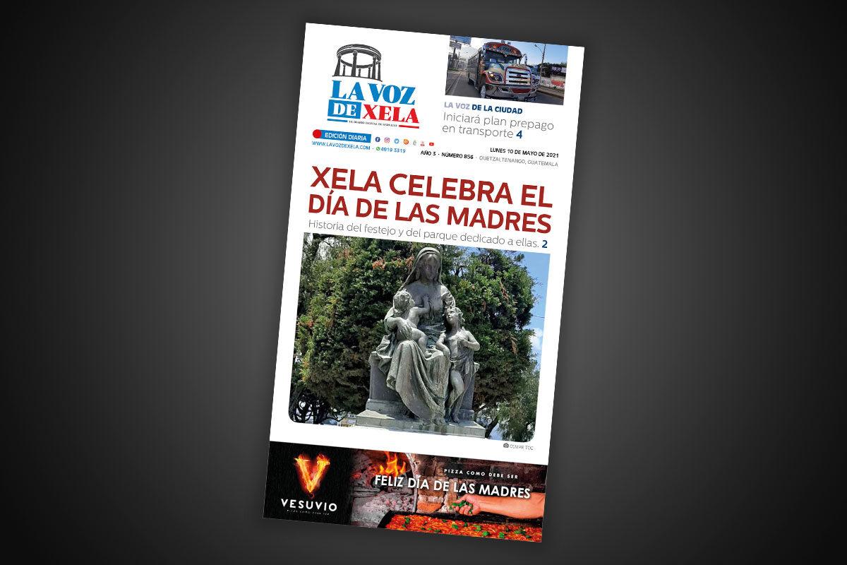 Lee el diario digital del lunes 10 de mayo   #856
