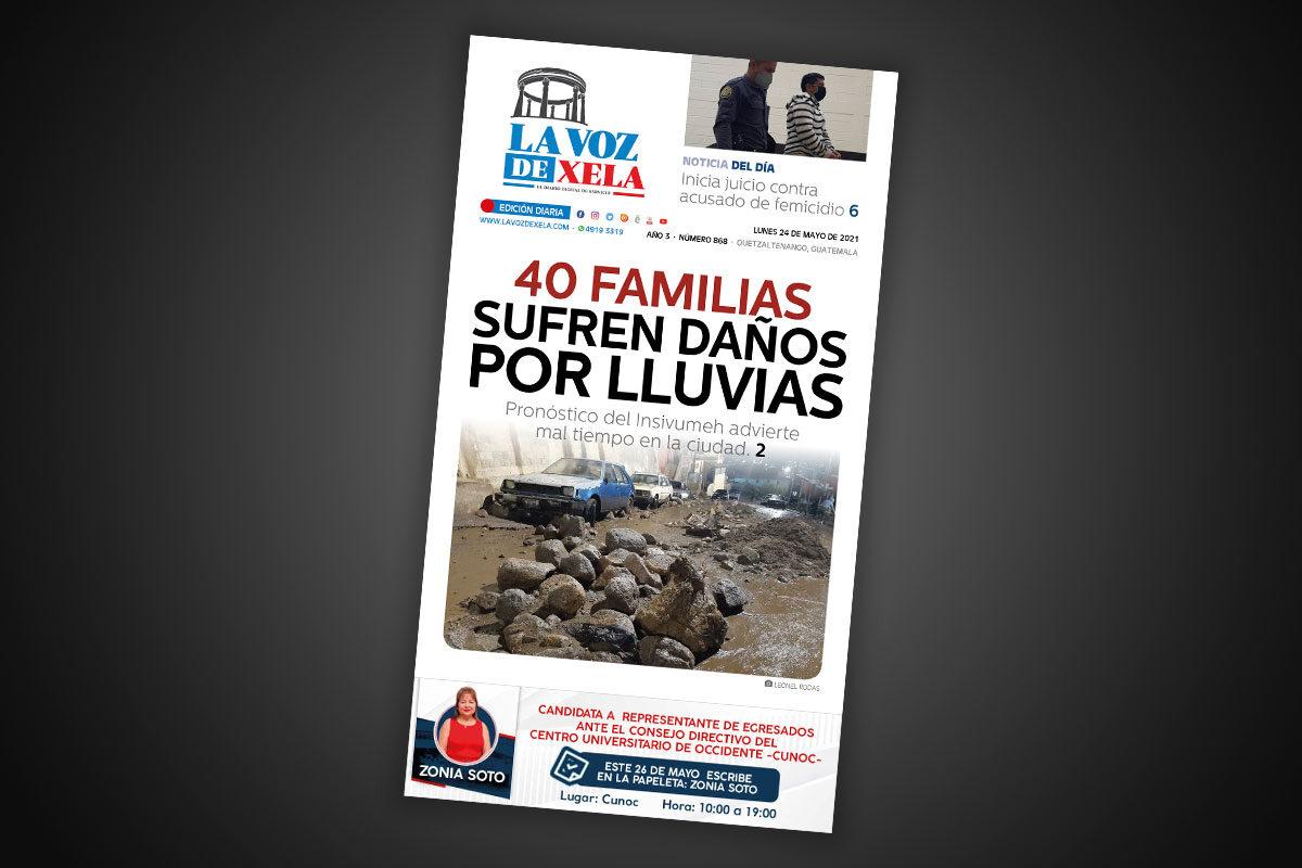 Lee el diario digital del lunes 24 de mayo | #868