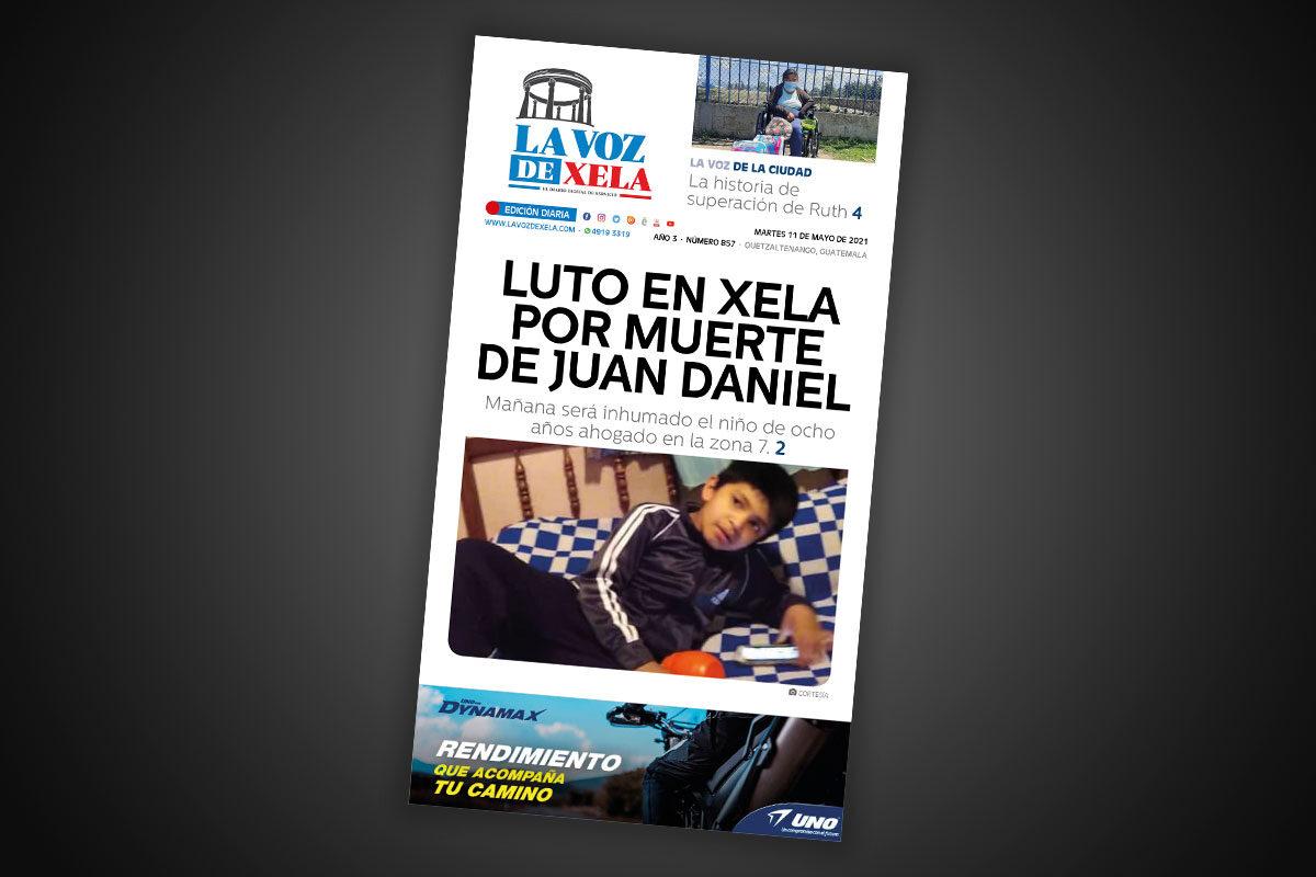 Lee el diario digital del martes 11 de mayo | #857