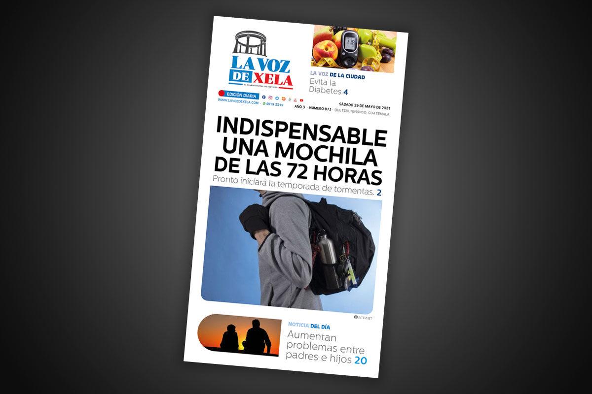 Lee el diario digital del sábado 29 de mayo | #873