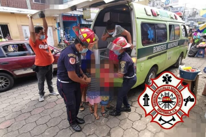 Niños sufren intoxicación tras ingerir medicamentos por accidente