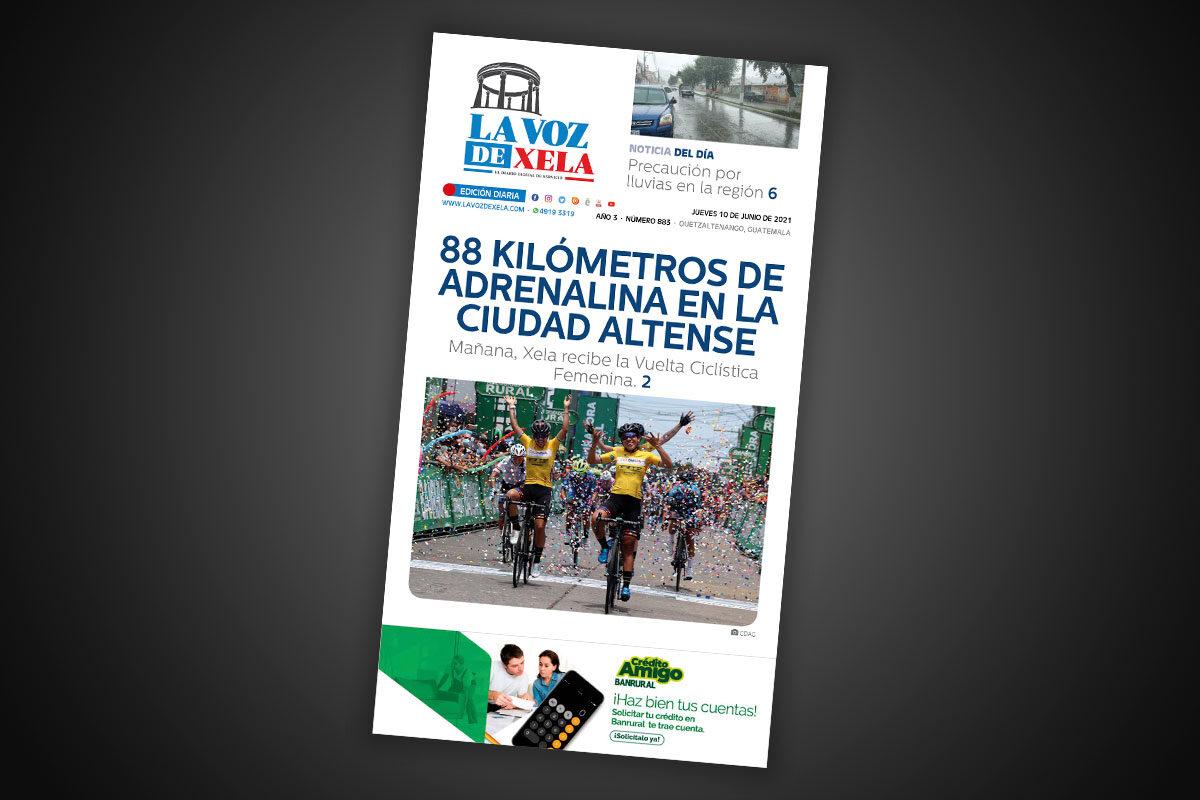 Lee el diario digital del jueves 10 de junio | #883