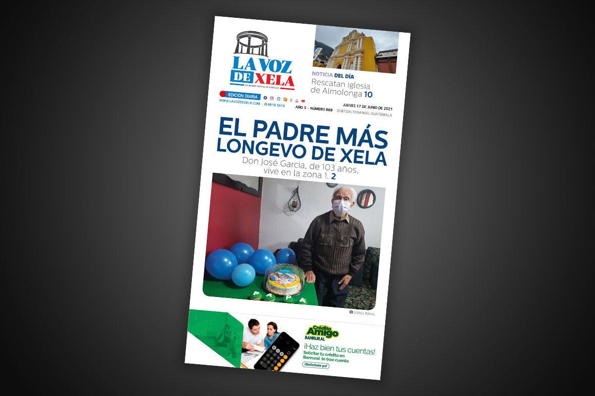 Lee el diario digital del jueves 17 de junio | #889