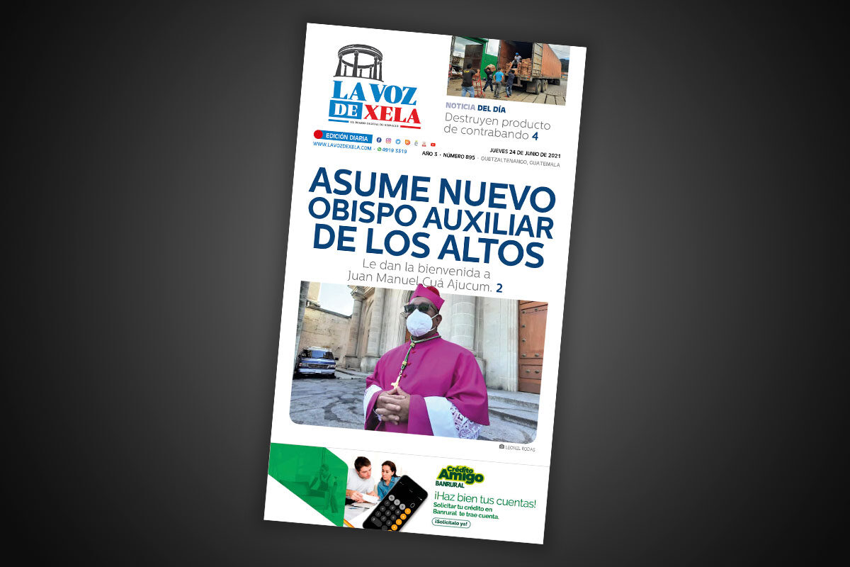 Lee el diario digital del jueves 24 de junio | #895