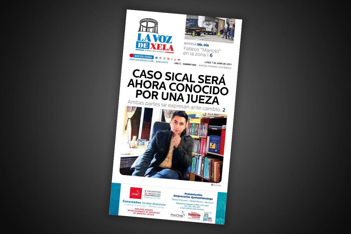 Lee el diario digital del lunes 7 de junio | #880