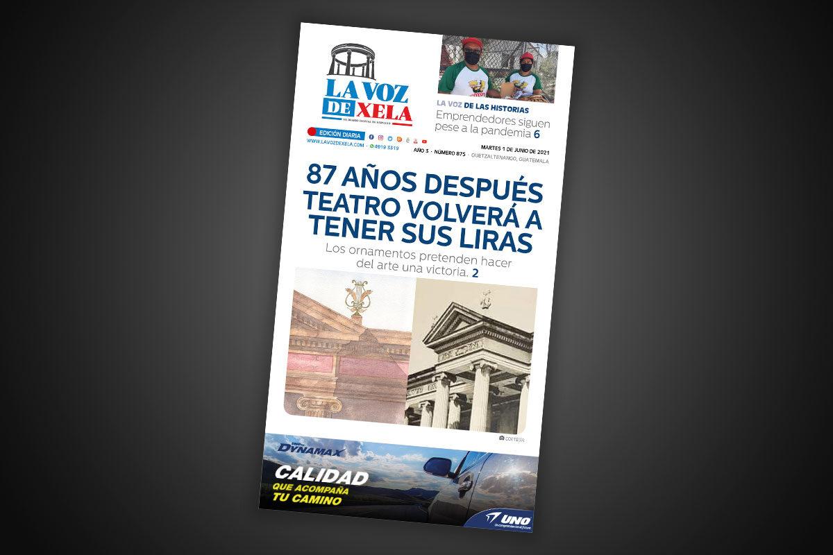 Lee el diario digital del martes 1 de junio | #875